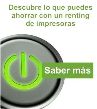 Contacto impresoras renting