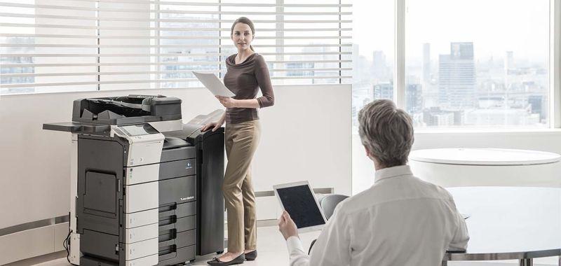 Que impresora comprar para la oficina - Impresoras para oficina ...