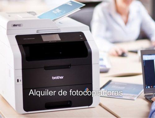 Ventajas del renting flexible de impresoras