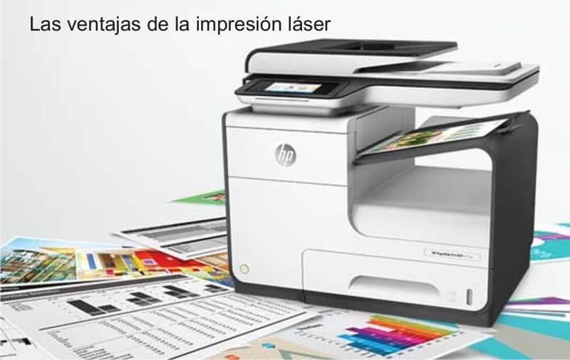 Las 5 ventajas de la impresora laser