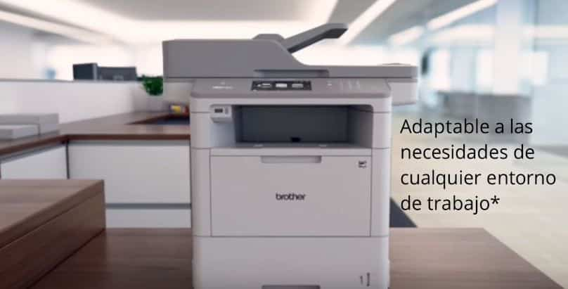 Impresoras multifunción Brother DCP-L6600DW