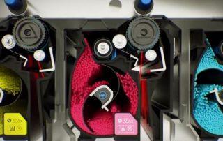 Funcionamiento de impresora laser