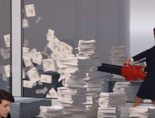 La oficina sin papel: por qué ahora si puede morir el papel