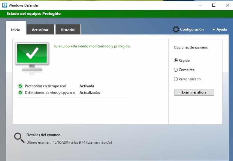 antivirus actualizado