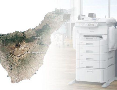 Como elegir un renting de impresora en Tenerife