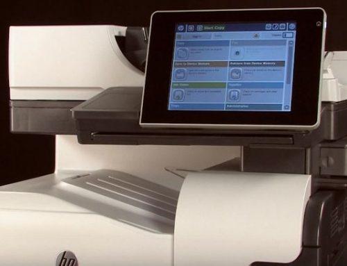 Como sacar el contador de una impresora