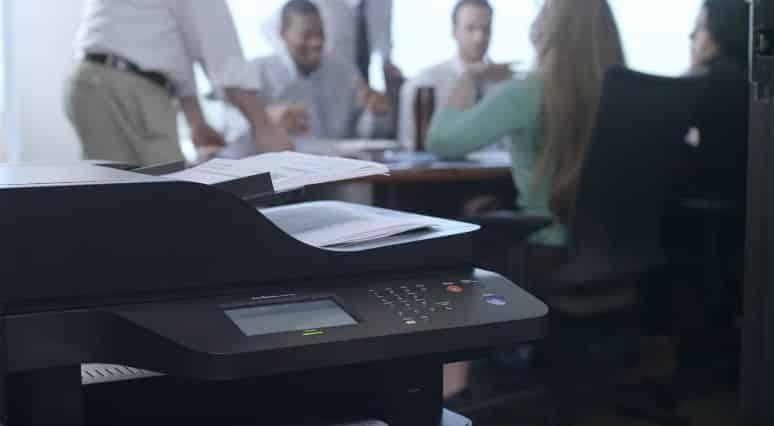 Contabilizar renting fotocopiadora