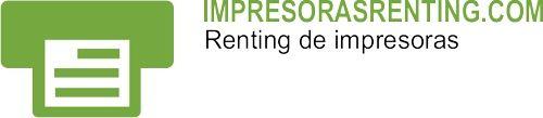 Impresoras Renting Logo