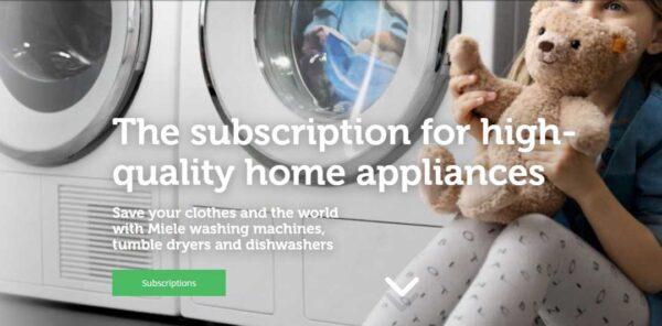 pago por uso lavadora