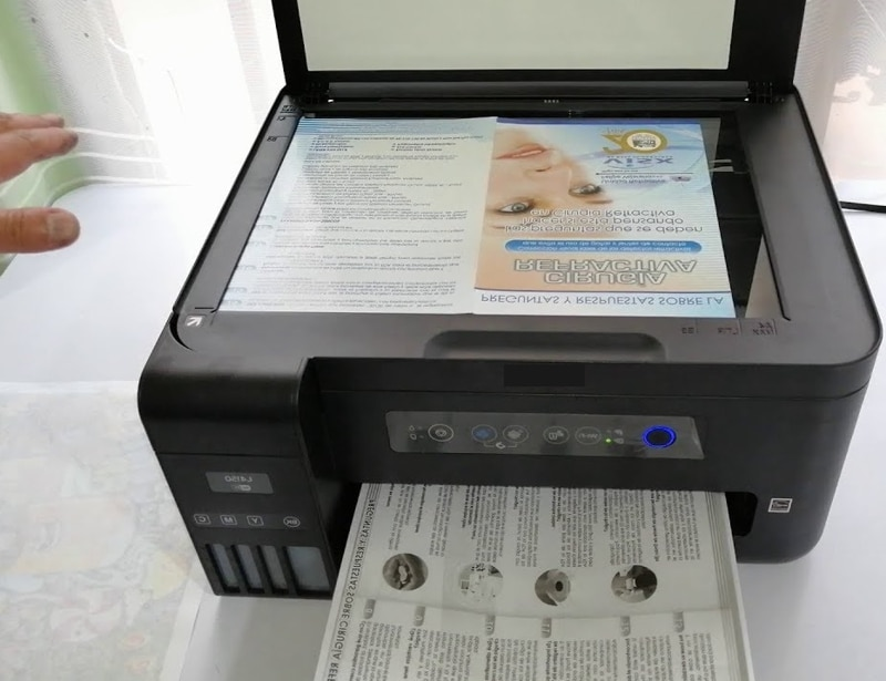 impresora para oficina pequeña
