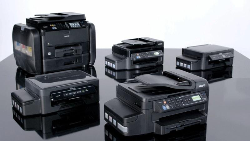 alquilar impresora