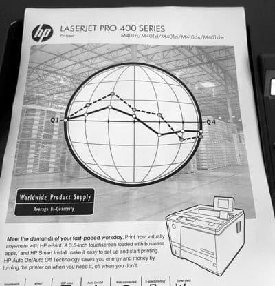 pagina de prueba impresora