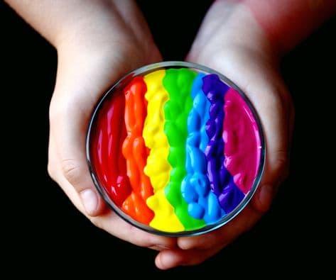 colores mezcla