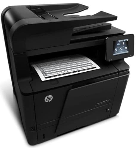 outlet hp 400mfp m425dn