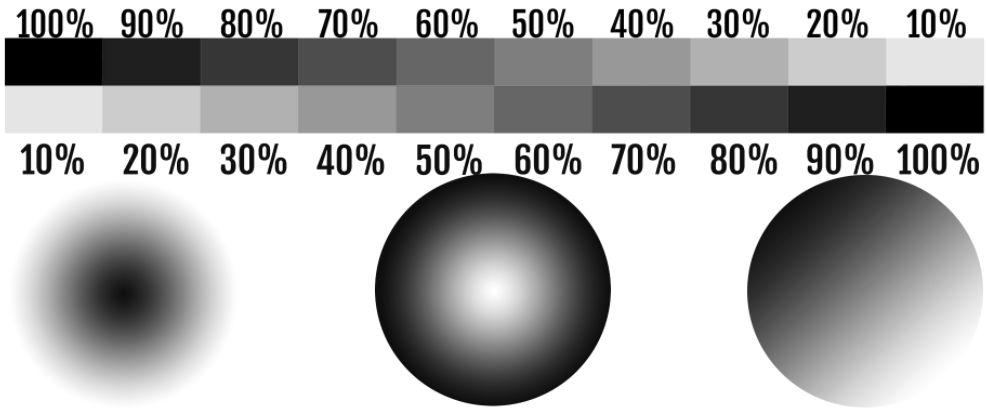 prueba impresion negro